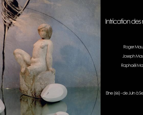 «Intrication des mémoires» – Vernissage le 3 Juin à 18h – Cloître d'Elne (66)